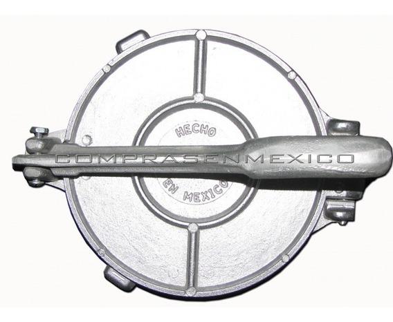 Prensa Manual Para Hacer Tortillas De Maíz 20 Cm