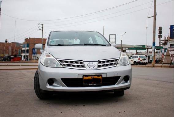Ocasión Nissan Tiida 2009 Full Equipo