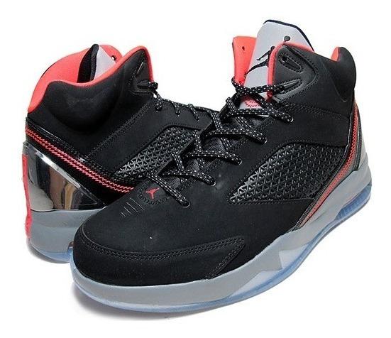 Jordan Flight Remix Black Infrared 23 Cool Grey