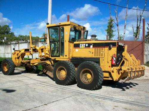 Motoniveladora Caterpillar 160 H