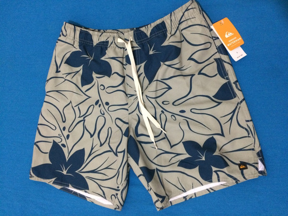 Boardshort Quiksilver Waterman Short Nuevo Original