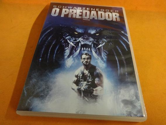 Dvd Schwarzenegger O Predador Original Filme