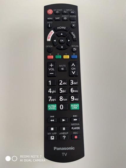 Controle Tv Panasonic Tc-32fs600b