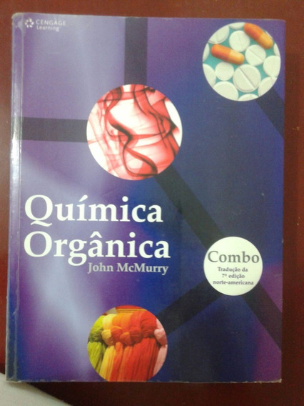 Livro Química Orgânica - John Mcmurry