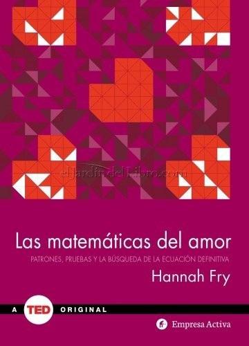 Matemáticas Del Amor / Fry (envíos)