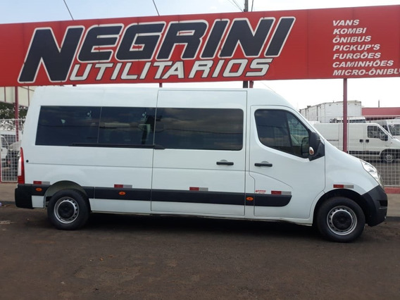 Renault Master 2.3 Dci Minibus L3h2 16l. - 2016 - Negrini