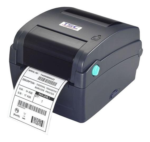 Impressora Tsc Ttp-244ce Mercado Envios Zebra Com Rede
