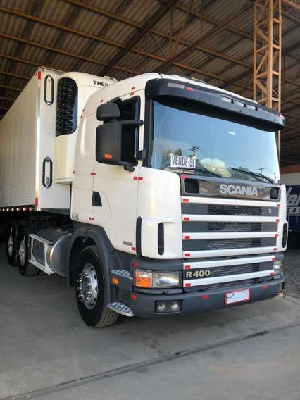 Scania 124 2005 6x2
