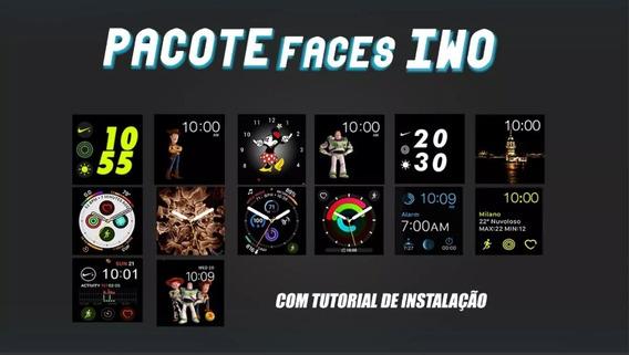 Pacote De Faces Iwo 8 Iwo 7 Iwo 6