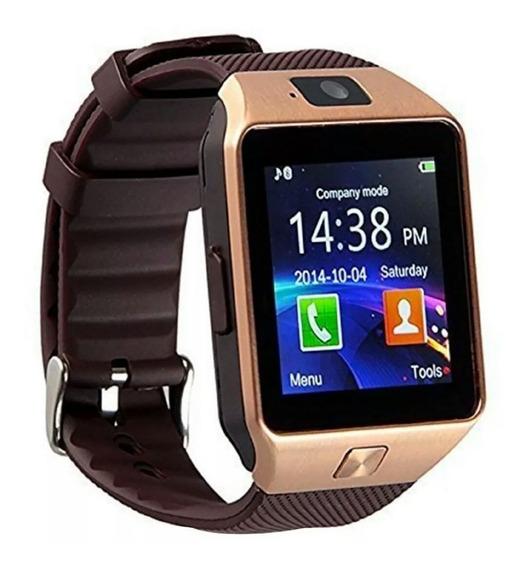 Reloj Inteligente Smarwatch Dz09 Entrada Sim Y Bluetooth