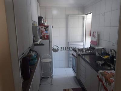 Apartamento Com 2 Dormitórios À Venda, 48 M² Por R$ 190.000 - Cidade Satélite Santa Bárbara - São Paulo/sp - Ap0067