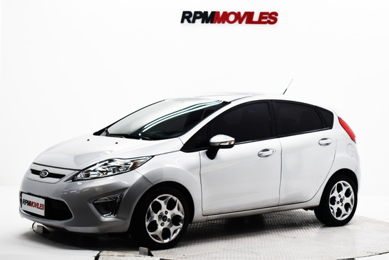 Ford Fiesta Kd Titanium Mt 2013 Rpm Moviles