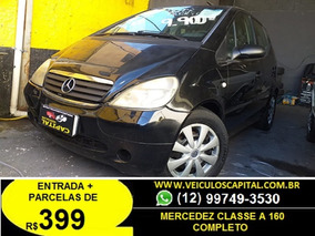 Mercedes-benz Classe A 160 Classic 1.6(aks) 4p 2000