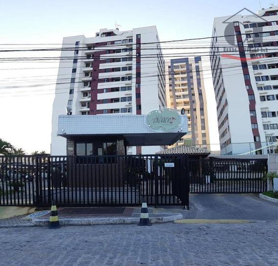Vivace Cond. Clube - Apt De 2/4 Com Suite Andar Alto - Ap0477