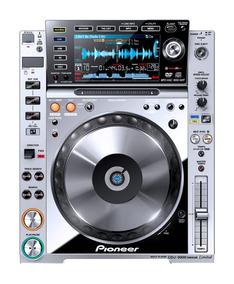 Cdj 2000 Pioneer Platinum Mixer Djm 2000 Nexus Kit Completo