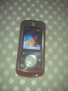 Celular Motorola Em25 Rock Vermelho