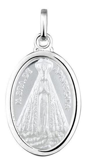 Pingente Nossa Senhora Aparecida Em Prata 925 Pequena