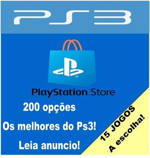 Fifa 19 + 14 Jogos Playstation 3 Midia Digital Leia Anuncio