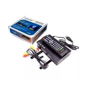 Conversor E Gravador Digital Full Hd Para Recepção De Sinal