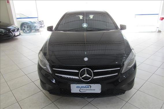 Mercedes-benz A 200 1.6 Turbo Urban 16v Gasolina 4p Automati