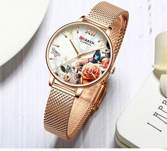 Relógio Feminino Curren Blanche