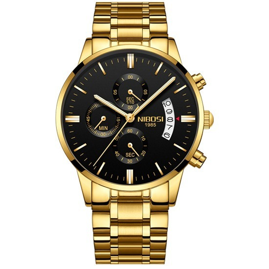 Relógio Nibosi Modelo 2309 Parcelamento Sem Juros