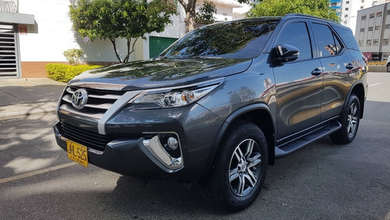 Toyota Fortuner 4x2 Disel 2.4 Automatica 2019
