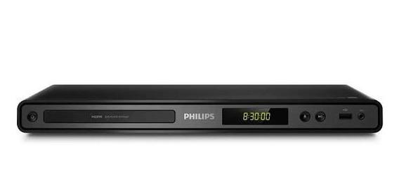 Dvd Player Dvp3360kx/78 - Função Divix Player