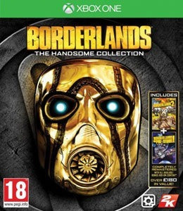 Borderlands The Handsome Collection Xbox One Key Cd 25 Digt