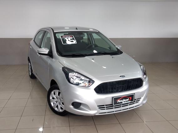 Ford Ka 1.0 Se Flex 5p 2015 Sem Entrada