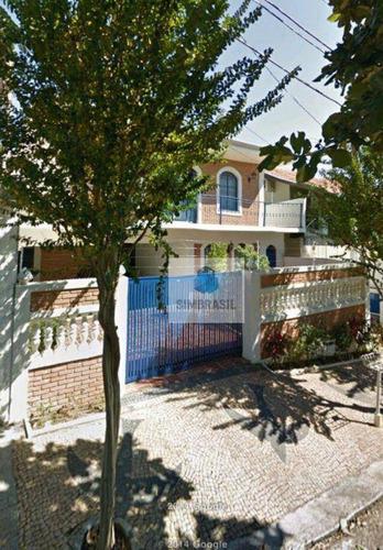 Imagem 1 de 11 de Casa Residencial À Venda, Jardim Santa Marcelina, Campinas. - Ca0066