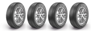 Kit 4 Kelly Edge Touring 175/70 R13 82t By Goodyear
