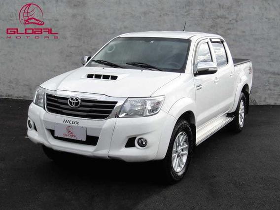 Toyota Hilux Cd 4x4 Srv 3.0 Tb 2014