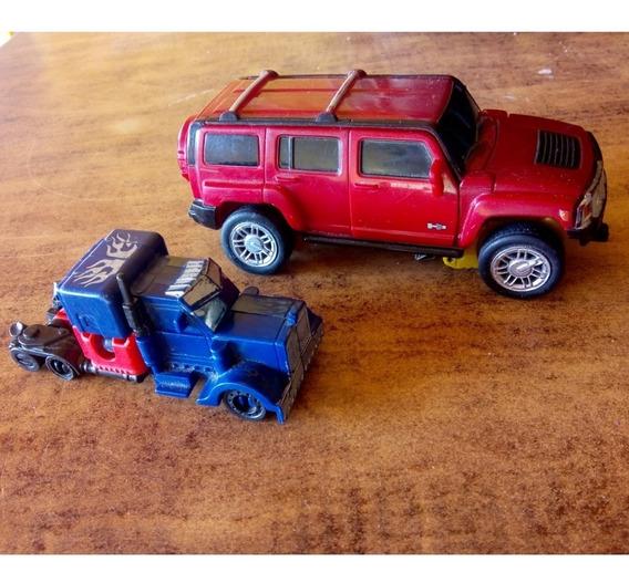 Carro Transformers Usado