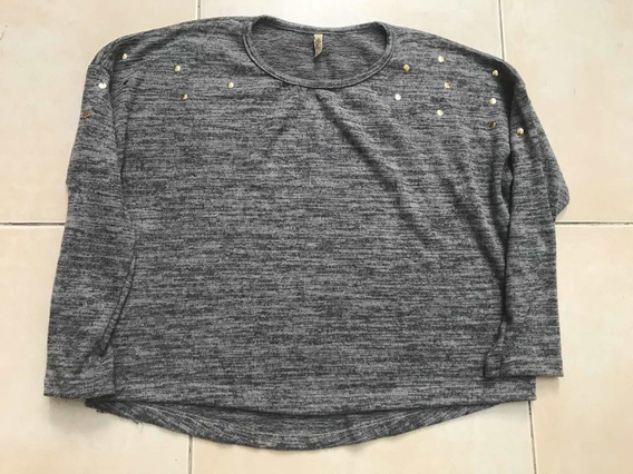 Remera Glew Mujer Talle M Impecable C/ Tachas