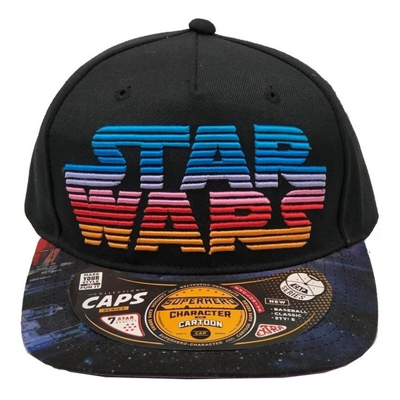 Gorra Cap Original Marvel Star Wars Sw1