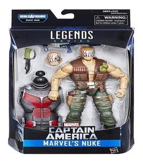 Nuke De Marvel Legends Civil War Baf Giant Man