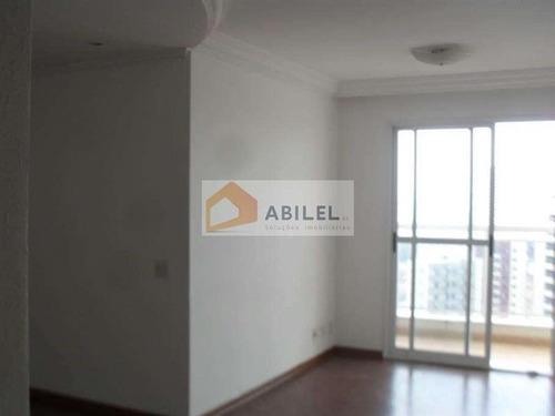 Imagem 1 de 30 de Apartamento Tatuapé - 6278