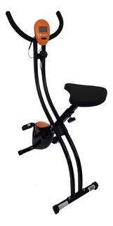 Bicicleta Fija Magnetica Argevision Av-1106 Plegable Monitor