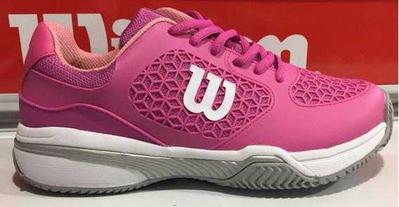 Zapatillas Tenis Mujer Wilson Match