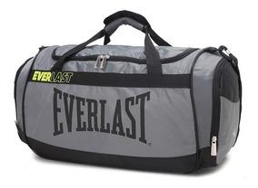 Bolso Everlast Deportivo 26215 Gym Reforzado Original