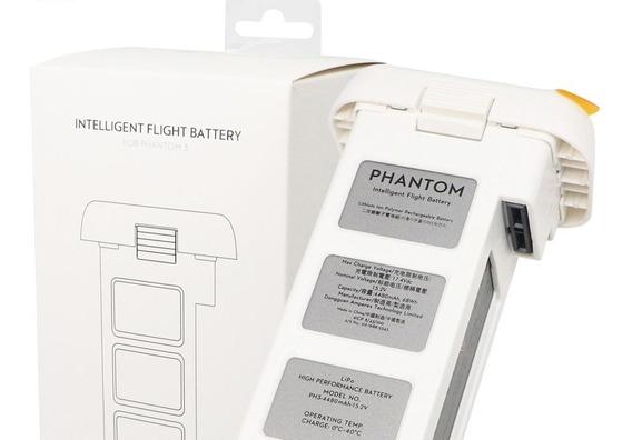 Bateria Drone Dji Phantom 3 Standard Advanced Professional