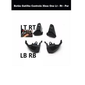 Botão Gatilho Controle Xbox One Rb | Lb Reparo Sem P2