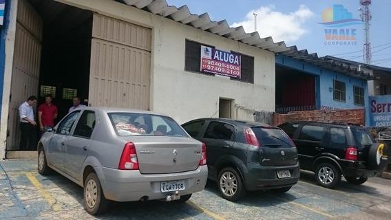 Barracão Comercial Para Locação, Jardim Novo Campos Elíseos, Campinas. - Ba0100