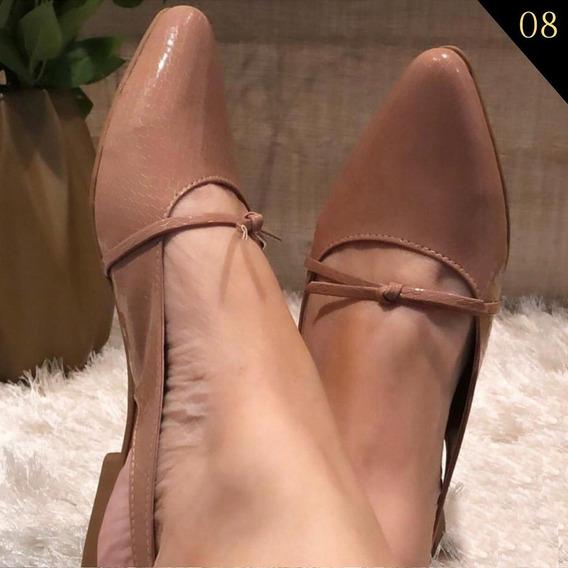 Mule Feminino Mude. Moda 219