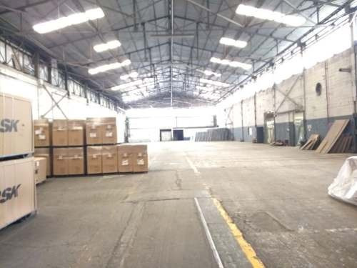 (crm-170-760) Renta De Bodega, Industrial Vallejo