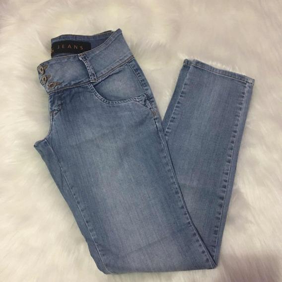 Calça Jeans Feminina Marca Six One - Ótimo Estado