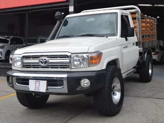 Toyota Hzj 79 Macho