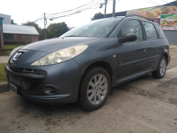 Peugeot 207 Compac Sw Hdi 2.0 Muy Buena