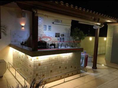 Casa Em Condomínio Duplex 4qtos 2vagas - Pacn40007